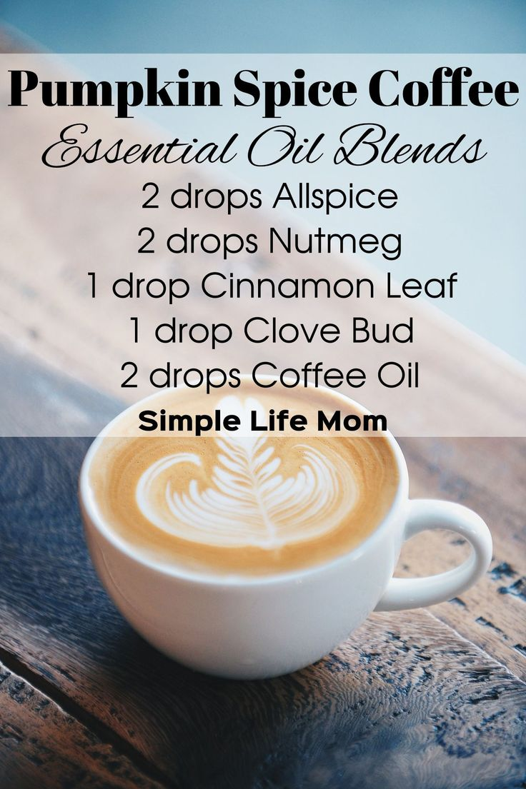 Free Printable 15 Fall Essential Oil Blends for the home,  car,  or office.  Ideas for if you don't have a diffuser.  Pumpkin Spice, Autumn Leaves, Vanilla Espresso,  Chai Tea, Cooler weather recipes for essential oils and natural health, natural air freshener.