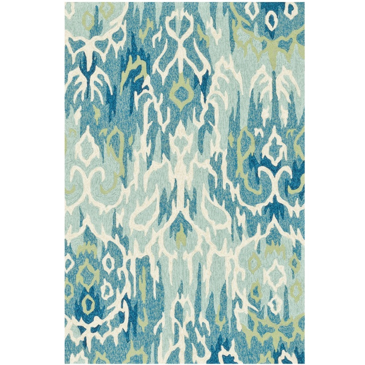 Washable Rugs John Lewis: Product Detail : Sonata Blue Outdoor Rug