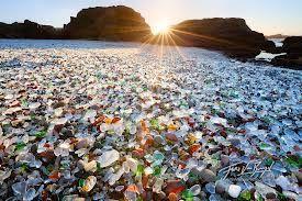 Glass Beach - Fort Bragg, CA (x check)