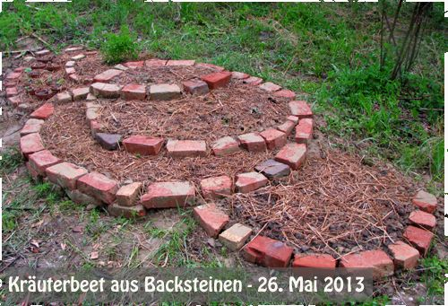 die 25 besten ideen zu kr uterbeet auf pinterest beetbegrenzung rock grenze und diy garden. Black Bedroom Furniture Sets. Home Design Ideas