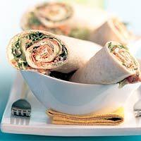 Tortillawrap met rosbief