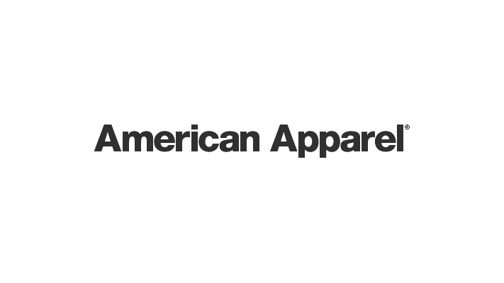 American Apparel / Follow this brand in Znaffle and see how they perform i music videos