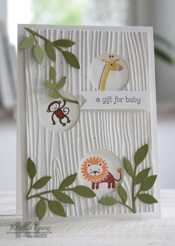 144 best stampin u0026 39  up  baby cards images on pinterest