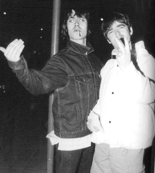 Liam & Noel Gallagher