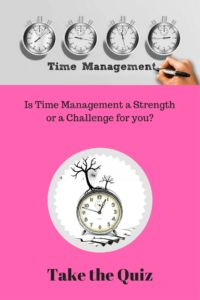 Is Time Management a Strength or Challenge For You? - Ask Me Training