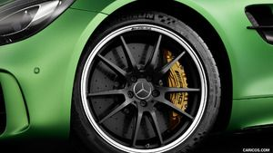 2017 Mercedes-AMG GT R (Color: Green Hell Magno) - Wheel - Picture # 21