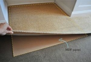How To Get A Rug To Stay In Place On Top Of Carpet A