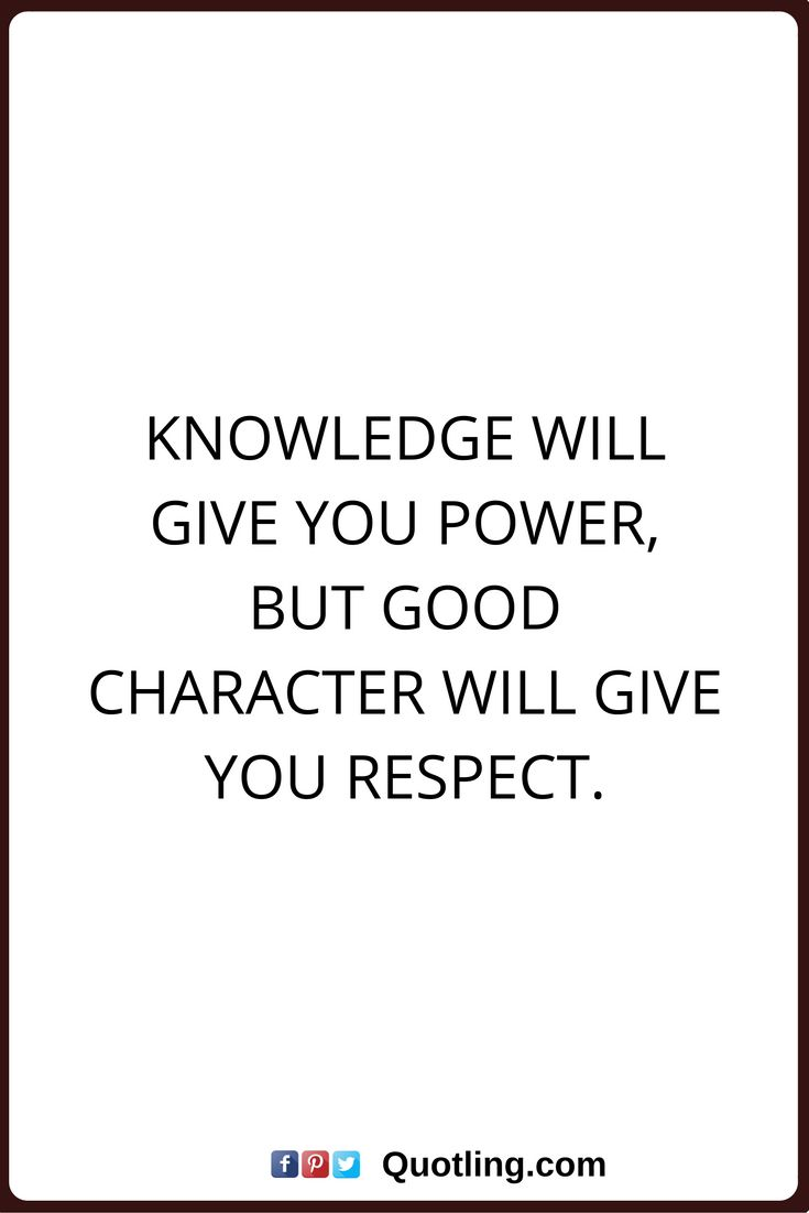 Quotes About Character Good Character Quotes Sayings Picture