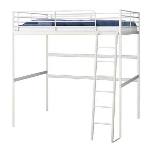 1000 images about loft beds on pinterest ladder ikea kura and pottery barn bed. Black Bedroom Furniture Sets. Home Design Ideas