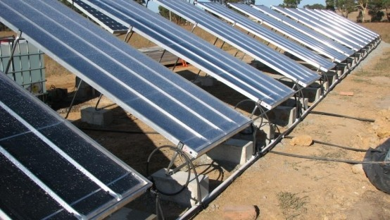 WA's First Large Solar Desalination Site – Kendenup, Western Australia