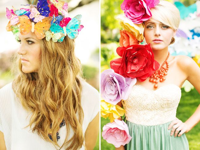 35 Wedding Hairstyles Discover Next Year S Top Trends For: 35 Best Butterfly Headpiece Images On Pinterest