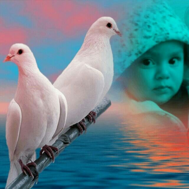 Çocukların gözüyle dönse dünya...