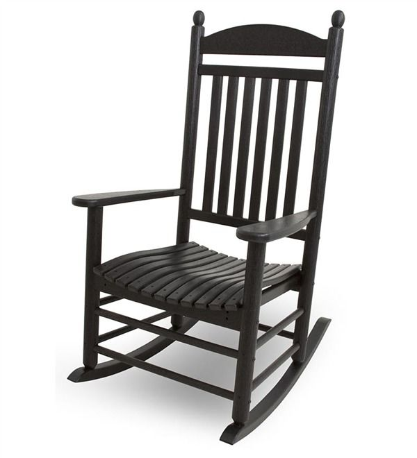 Main image for Outdoor POLYWOOD%26reg; Jefferson Rocking Chair