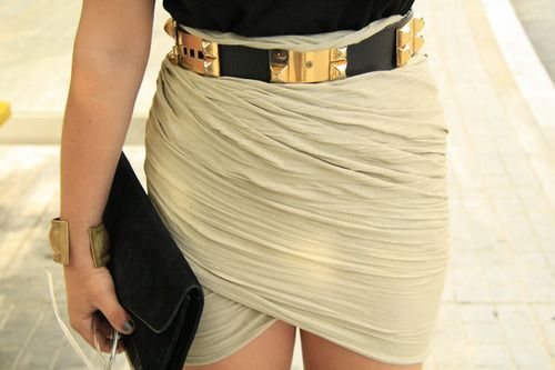 .: Wrap Skirts, Fashion, Style, Dream Closet, Clothes, Dress, Outfit, Wear, Belts