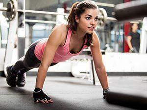 Das Muskel-Workout lässt das Fett schmelzen | eatsmarter.de
