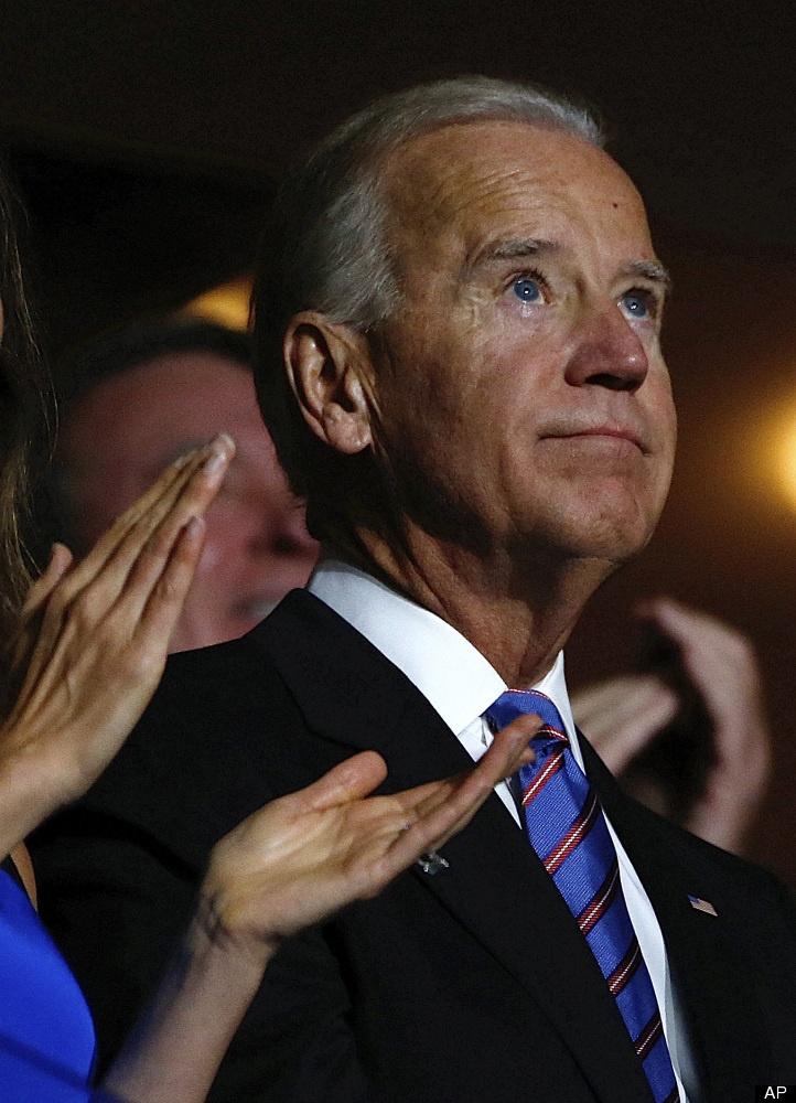 Joe cries as son Beau nominates him, DNC 9/6/12