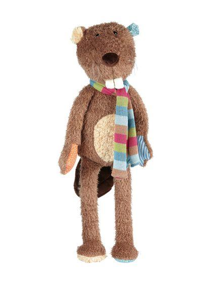Plush Beaver by sigikid at Gilt