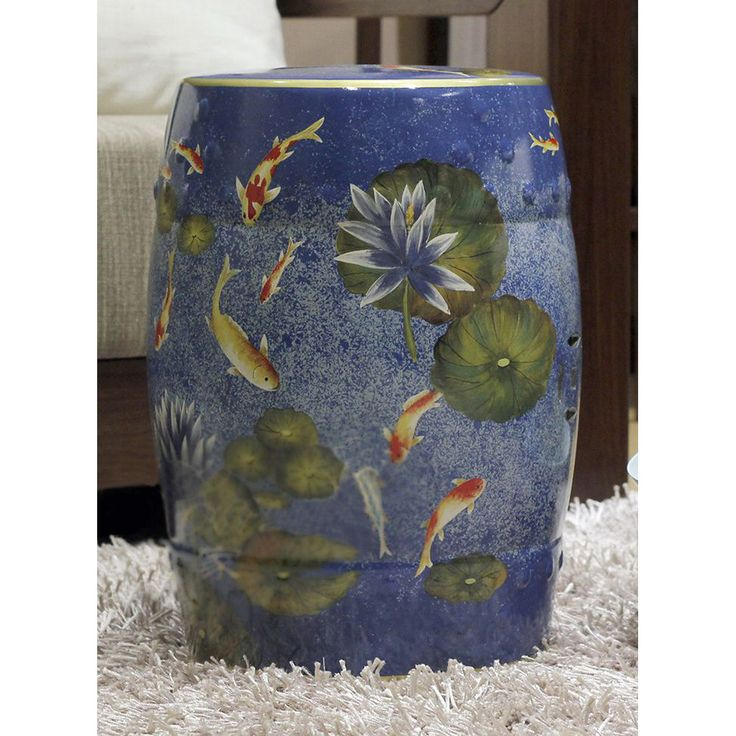 414 best images about garden stool obsession on pinterest for Koi for sale houston