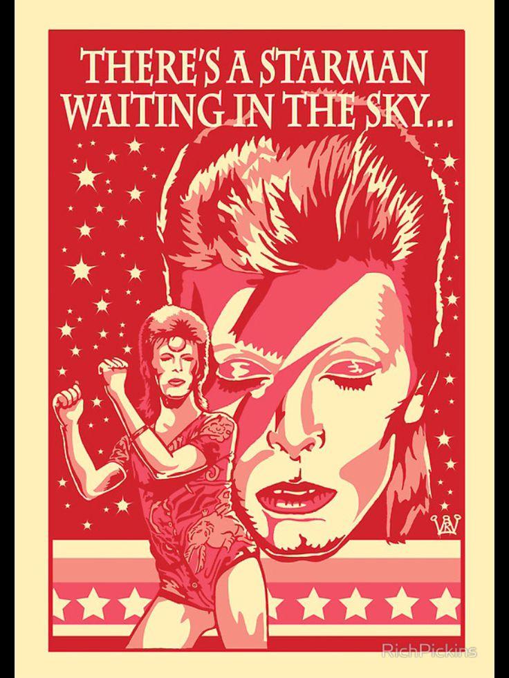 Bowie in a leotard