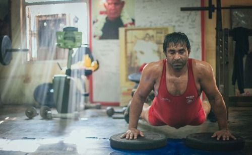 Rajiv Tomer Olympian & Arjuna awardee #Sports #Documentary