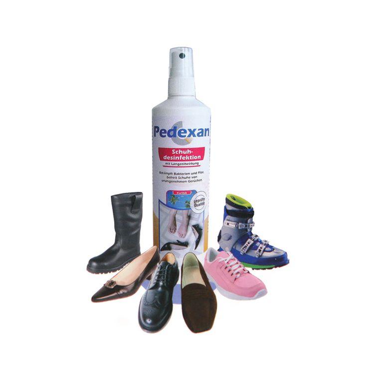 Pedaxan cipőfertőtlenítő spray