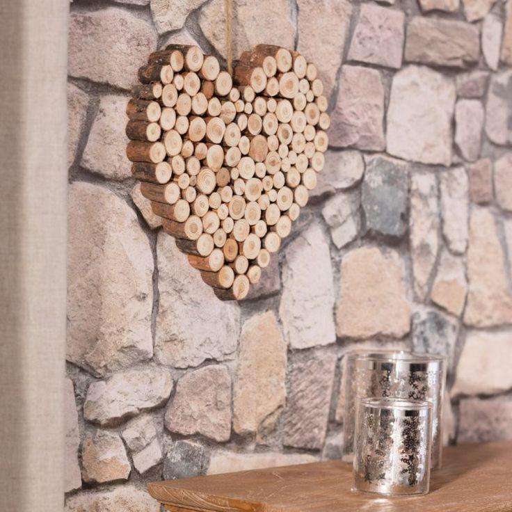 Wooden heart decoration.  #dekorai #dekoracja #decoration #valentines #walentynki #wooden #home #scandynavian #gift #home #deco #designer #prezent #dlaniej #dlaniego #heart #serce #drewno