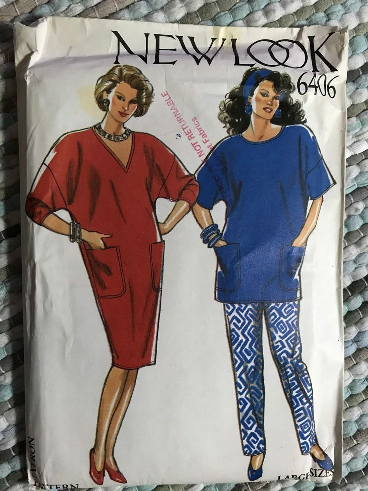 211 besten sewing patterns maudella new look Bilder auf Pinterest ...