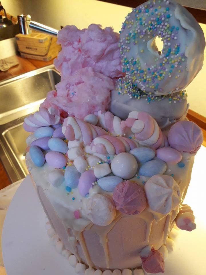 Candy Cake #Candycake Torta dulces Bolo doce