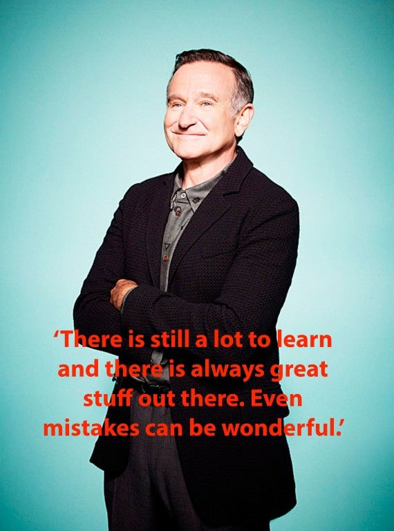 RIP Robin Williams. Such a great Actor!