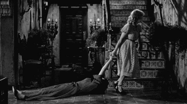 """Revisiting Robert Aldrich's Hag Cinema: Part II """" I wouldn't piss ..."""