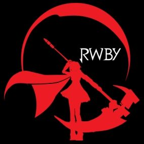 RWBY Logo Silhouette Shirt To get this as the shirt or the hoodie TOUGH CHOICE