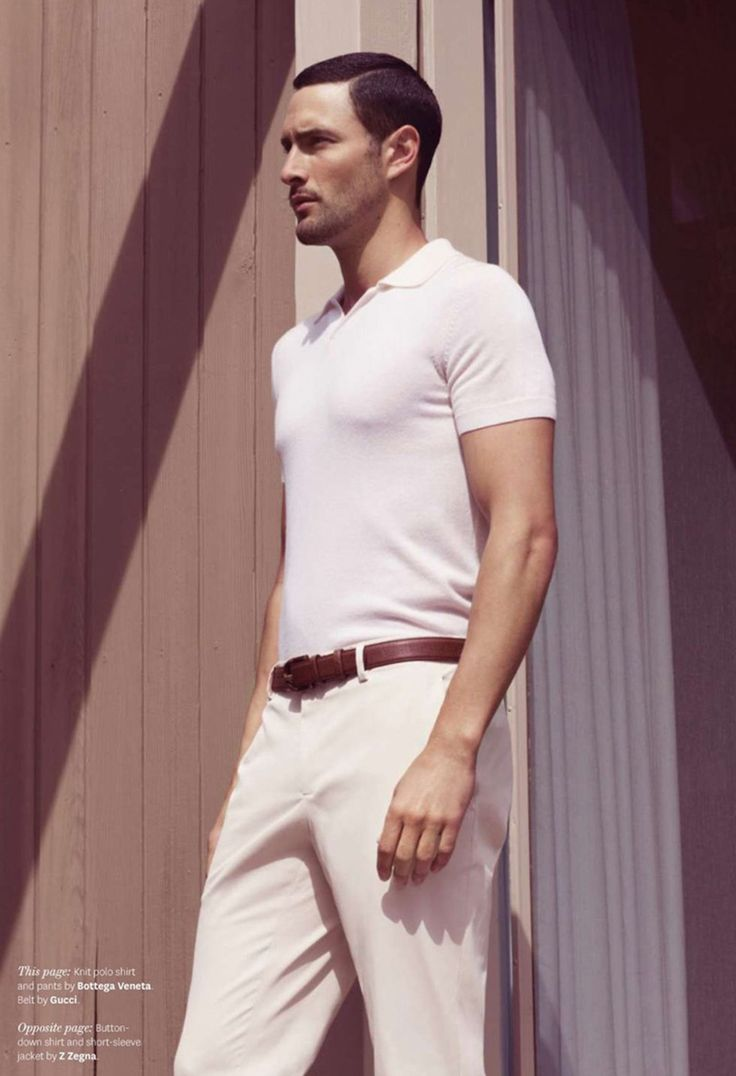 Bruno Staub Captures Noah Mills for OUT