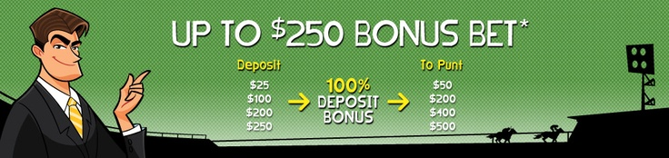 Luxbet Up to $250 FREE Bonus Bet on Olympic games sports and horse racing