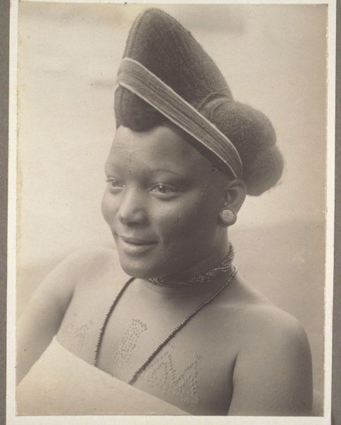 A Few Images Of Precolonial West African Women African