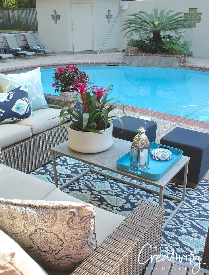 Summer Patio Refresh, Tips And Deals. Furniture ...