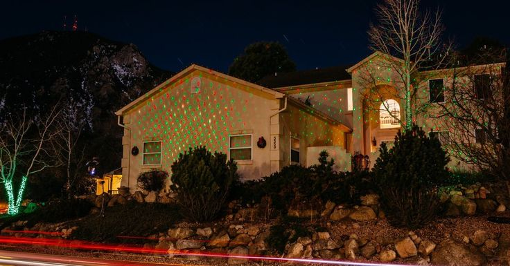 Let It Glow! With Lasers, a Holiday Home Decorating Craze Takes Off The electronic gizmo is known as Star Shower Laser Light, and for the past two Christmases, the light projector has been a retail juggernaut, the latest craze in holiday home decorating. Indeed, Star Shower, which sells for $39.99, was such a popular ... #holidaylightprojector