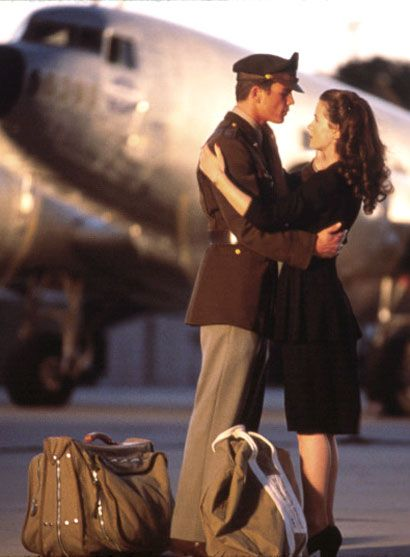 Pearl Harbor ~*~ Danny & Evelyn