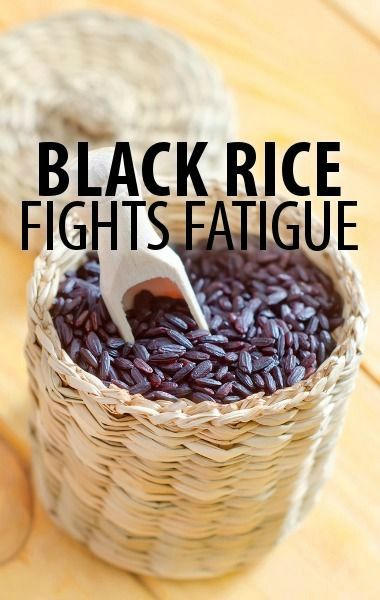 Are you feeling fatigued and don't know what to do? Dr Oz talked about the nutritional powers of Black Rice (also called Forbidden Rice) to keep you going. http://www.recapo.com/dr-oz/dr-oz-diet/dr-oz-forbidden-rice-health-benefits-how-to-eat-black-rice/