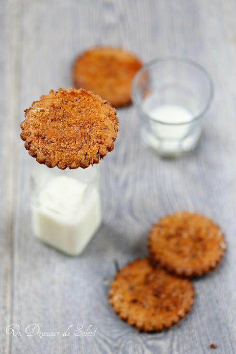 Un dejeuner de soleil: Biscuits aux dattes