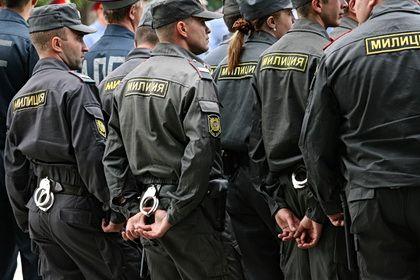 Майские праздники будут контролировать сотрудники полиции
