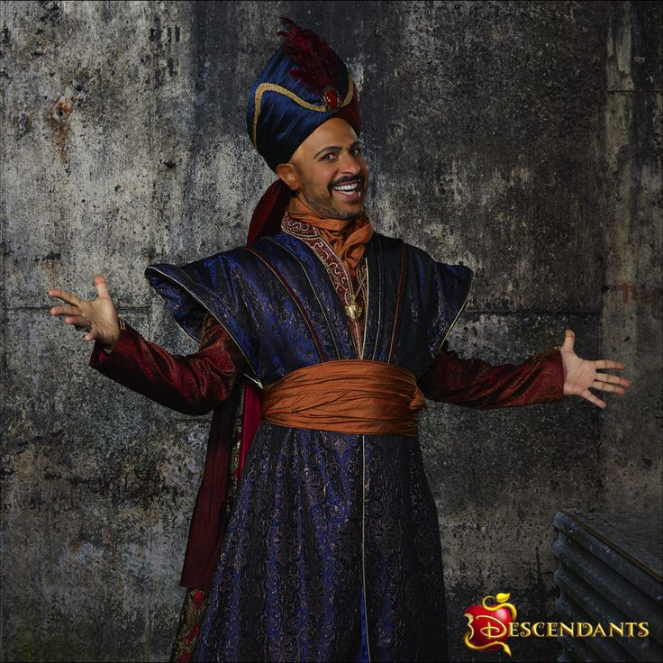 Images of Jafar from Aladdin and The Return of Jafar.