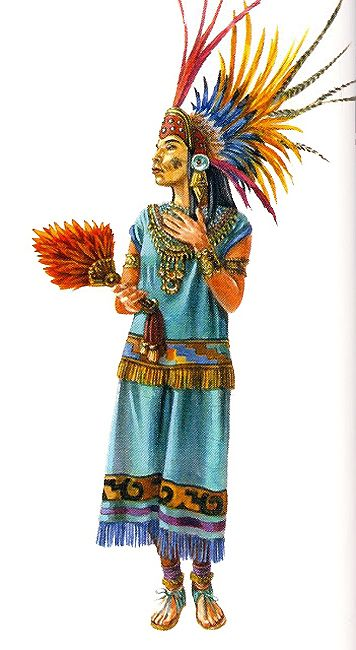 """Princesa azteca"""