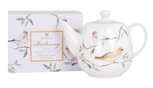 Ashdene Birdsong Collection, Illustrated By Shell Rummel. Teapot