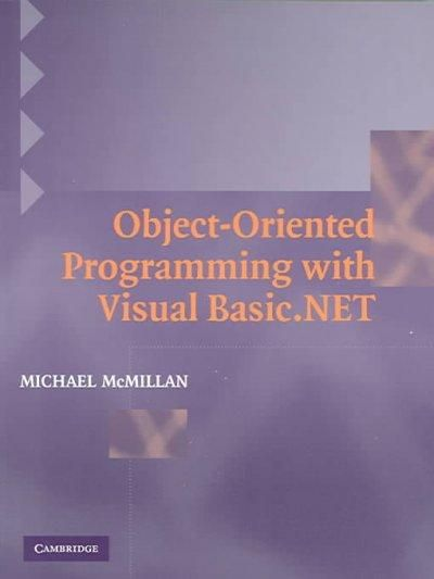 After an introduction to abstract data types and their initial implementation using structures, Michael McMillan analyzes standard OOP topics, including class design, inheritance, access modifiers and