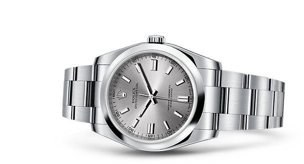 Rolex Oyster Perpetual 36 Watch: 904L steel - 116000