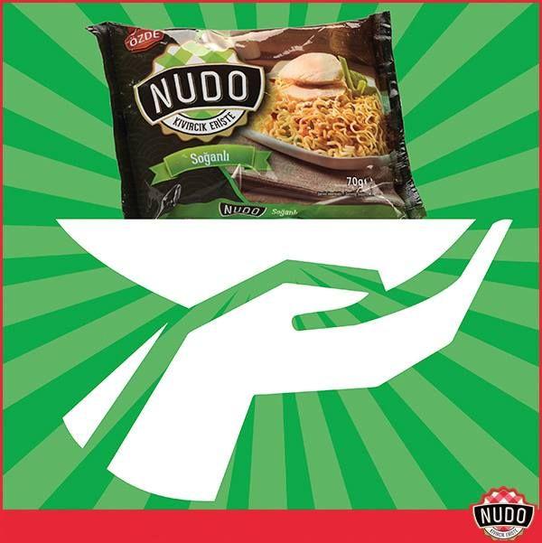 Délicieux #Nudo pour vous tous...