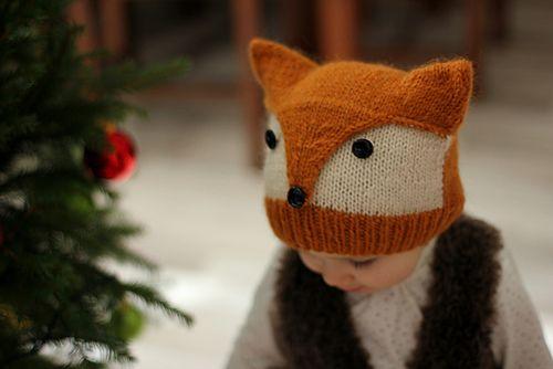 Little Fox hat-cute :)