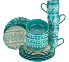 Image result for green dinnerware