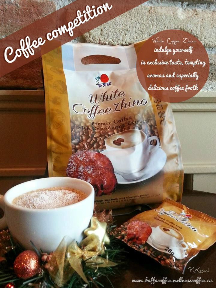 Enter a competition: - Share a photo –  In the end of the competition – 1.02.2015 - will be from all participants drawn one, who will get one packet of this delicious coffee, from me as a gift. Click on: https://www.facebook.com/248394608692004/photos/pcb.322178267980304/322178051313659/?type=1&theater