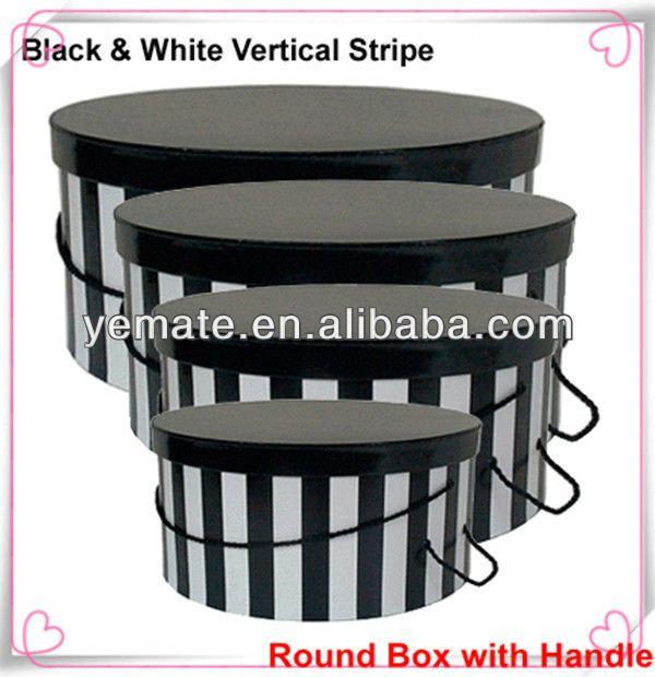 De papel cuadrado negro caja redonda, de grado de alimentos caja de cartón. Negro de cartón caja de zapatos, de cartón caja de sombrero - spanish.alibaba.com